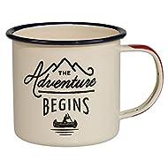 Gentlemen's Hardware Enamel Mug, Cream
