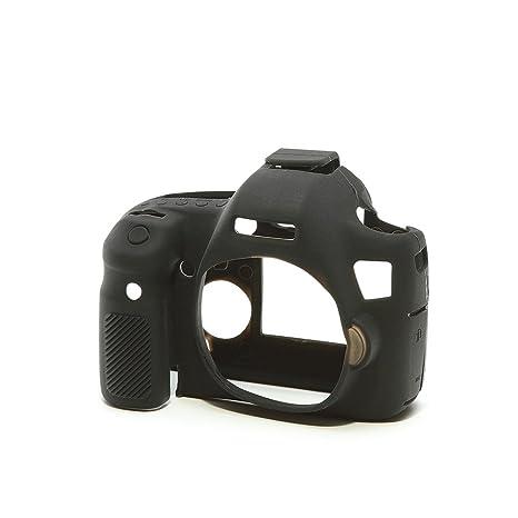 Bilora EasyCover - Carcasa para cámara Canon 6D, Negro