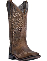 Laredo Womens Ivy Cowgirl Boot Square Toe - 5677