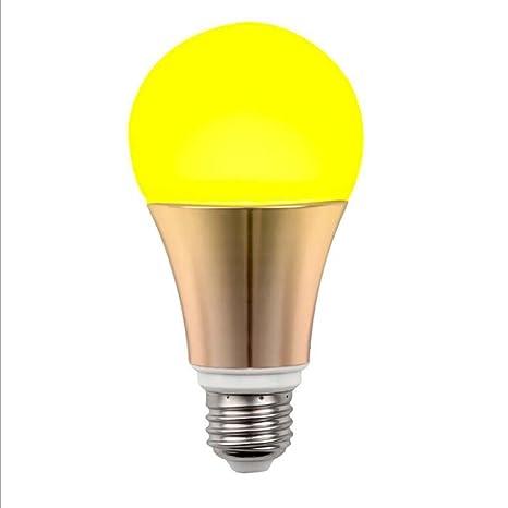 Lámparas antimosquitos nuevas bombillas LED éco-efficaces y écoénergétiques iluminación doméstico