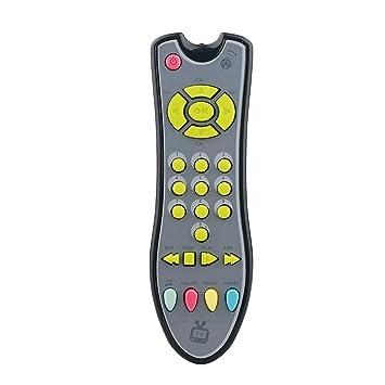Amazon.com: Pannow Juguete de control remoto para bebés ...