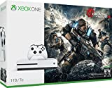 Microsoft Xbox One S Gears of War 4 1TB Standard Edition Console Bundle with Full Game Download of Gears of War 4