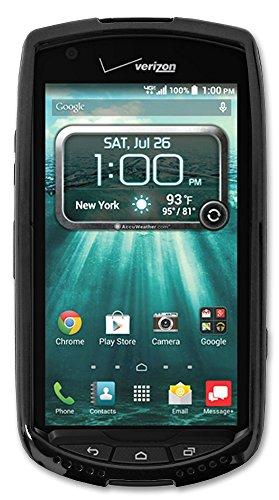 (Qmadix Flex Gel Cover for Kyocera Brigadier e6782 - Retail Packaging -)