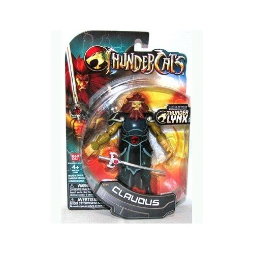 "ThunderCats 4"" Claudus Action Figure"