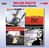 4 Classic Albums - Miles Davis - Miles Ahead / Sketches Of Spain / Porgy And Bess / Ascenseur Pour L Echafaud- by Miles Davis (2013-03-27)