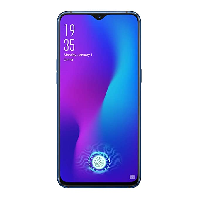 Oppo R17 (Ambient Blue, 8GB RAM, 128 GB Storage) with No Cost EMI/Additional Exchange Offers Smartphones at amazon