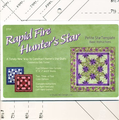 - Rapid Fire Hunter's Star - Petite Star
