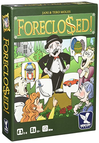 Foreclosed Board Game