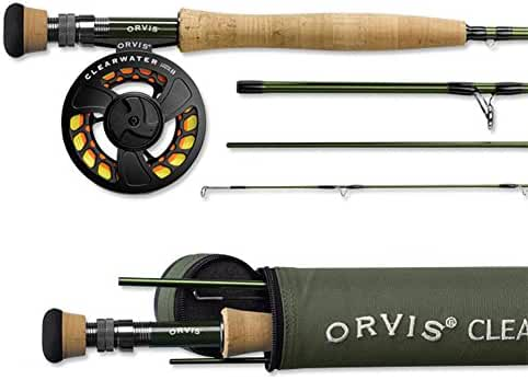 Orvis Clearwater 5-weight, 8'6