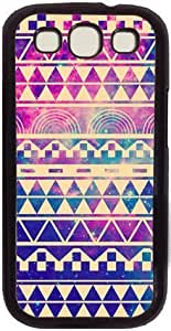 Generic Aztec Tribal Pattern Snap on Phone Case for Samsung Galaxy S3 I9300