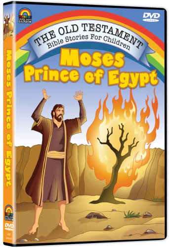 Moses Prince Egypt Stories Children