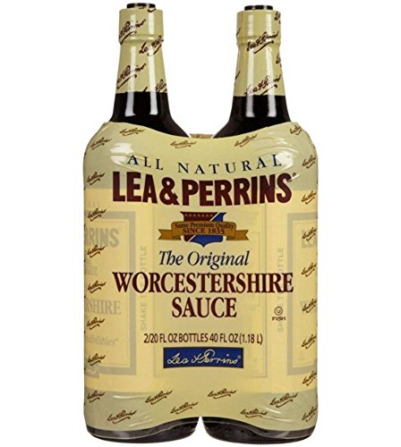 Make Slow Cooker Goat recipes with Lea & Perrins Worcestershire Sauce-20 oz, 2 ct