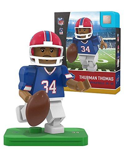 Thurman Thomas Legends NFL OYO Buffalo Bills Generation 4 G4 Mini Figure