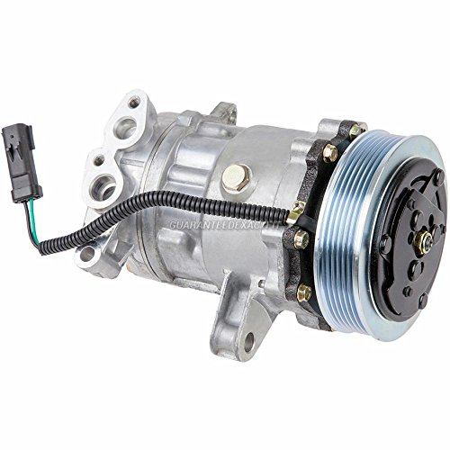Brand New Premium Quality AC Compressor & A/C Clutch For Jeep Liberty 3.7L - BuyAutoParts 60-01581NA New