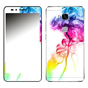 "Motivos Disagu Design Skin para Huawei Honor 5X: ""Bunter Rauch"""