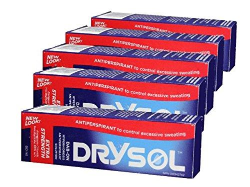 Biosense Clinic Drysol Dab On - Extra Strength 20% 60mlx5boxes