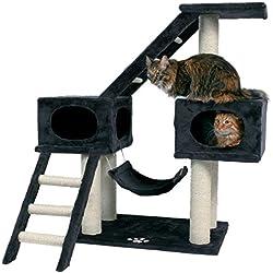 TRIXIE Pet Products Malaga Cat Playground (Dark Gray)