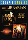 The Librarian: Quest for the Spear/Return to King Solomon's Mines 2 Pack