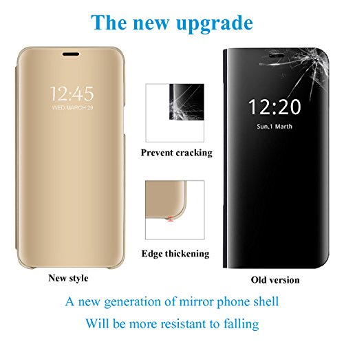 Rayures Ultra Silicone Huawei Or Rsistant Bumper Bling Nior Anti 2018 PC Y6 Choc tui Miroir Souple Huawei Mince Housse Liquid Case Matte Y6 Protection 2018 Coque Cover Anti nIHxwqa8Wp
