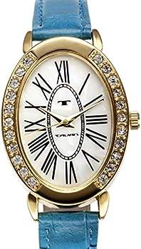 Tavan Jeanne Mother of Pearl Women's Watch