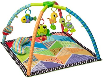 Infantino Pond Pals Twist and Fold Activ