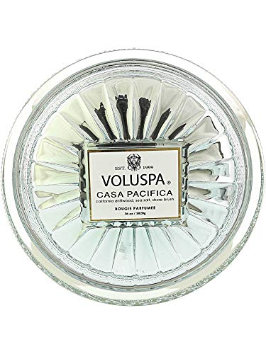 Voluspa Casa Pacifica Grande Maison 3 Wick Glass Candle, 36 ounces by Voluspa (Image #3)