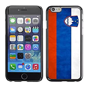 Shell-Star ( National Flag Series-Slovakia ) Snap On Hard Protective Case For SONY Xperia Z2 / D6502 / L50W