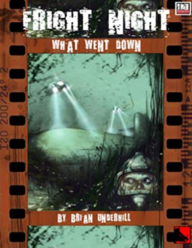 Amazon com: Fright Night: What Went Down (d20 Modern): Toys