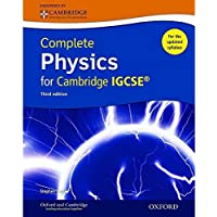Complete Physics for Cambridge IGCSE 3rd Edition by Stephen Pople - Mixed Media