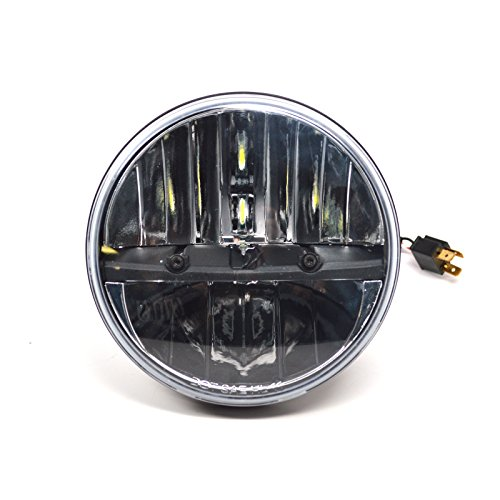 Cruiser Chrome Headlight - 7