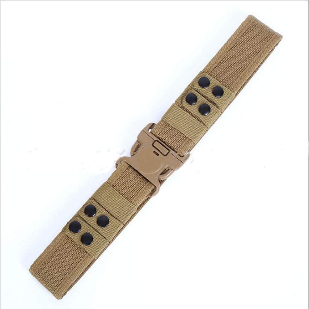 Cinturon Tactico con Hebilla de Trinquete autoblocante Regalo con Bolsillo para Tel/éfono m/óvil y llavero Molle BESTKEE Cinturon Hombre Cintur/ón Hombre Nailon Ajustable no Poroso
