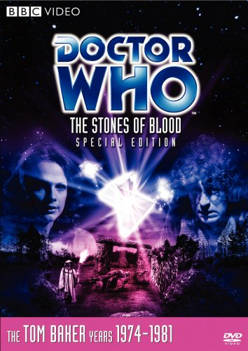 Doctor Who: The Stones of Blood (Story 100, The Key to Time Series Part 3) (Special - River Toms Outlets