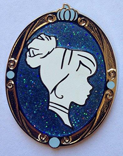 Disney Pin 102162: Princess Cameo Mystery Pin - Cinderella Pin