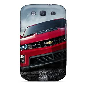 Top Quality Case Cover For Galaxy S3 Case With Nice Red Car Hd Appearance