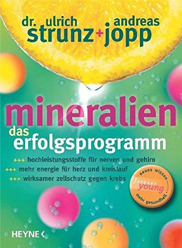 Mineralien. Das Erfolgsprogramm.