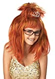 Prom Queen Nightmare Wig (Auburn) Accessory