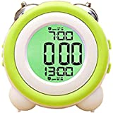 Onaroo Teach Me Time Talking Alarm Clock Sleep Trainer