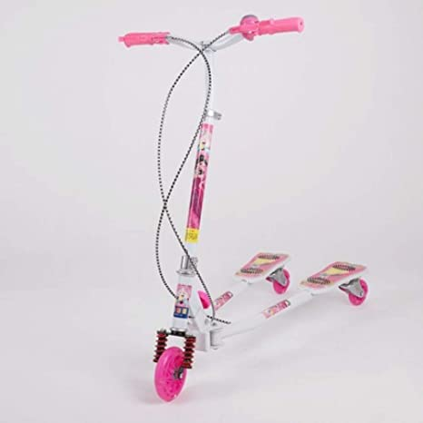 WY-Tong Monopatin niños Patinete para niños Bicicleta ...