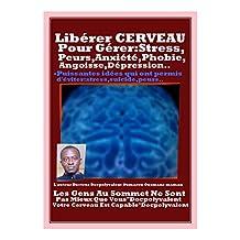 Comment Libérer Cerveau Pour Gérer Stress Peurs Anxiété Phobie Dépression Angoisse..: livre développement personnel à Succès  (French Edition)