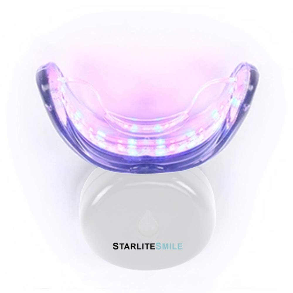 Starlite Smile Gum Disease Treatment, Periodontal Treatment Oral Care Red Light Therapy and Blue Light Therapy Promotes Healing and Pain Relief