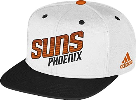 6952c7af233e5 Image Unavailable. Image not available for. Color  adidas Men s Phoenix Suns  New 2013 Logo Snapback Hat