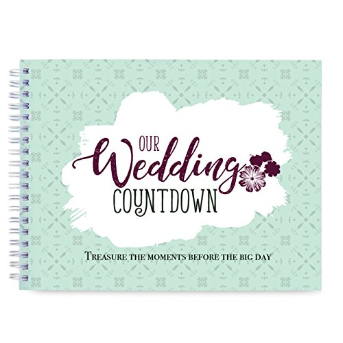 - What a choice! Wedding Countdown Book: Photo Album to Record Memories Before The Big Day, Bride Planner Organizer, Wedding Checklist, Bridal Shower & Bride to Be Gift. A Journal of Memories