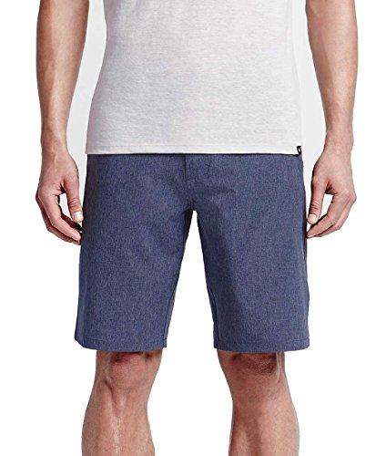 Hurley Phantom Boardwalk Hybrid Shorts - Gym Blue - 38 by Hurley