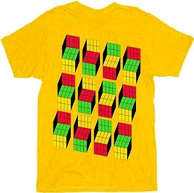 The Big Bang Theory Sheldon Cooper Opti Blocks T-Shirt