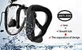 AngLink 180° Full Face Snorkel Mask with Gasbag