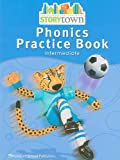 Phonics Practice Book, HARCOURT SCHOOL PUBLISHERS, 0153587407