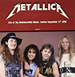 METALLICA - Live at The Hammersmith Odeon London September 21th 1986 (1 LP)
