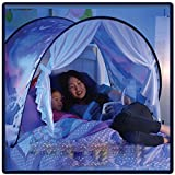 FWQPRA Kids Winter Wonder Princess Tents Foutou Kids Playhouse Pop Up Bed Tent Hot Dream Tents