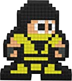 PDP Pixel Pals Mortal Kombat Scorpion Collectible Lighted Figure, 878-030-NA-SCR