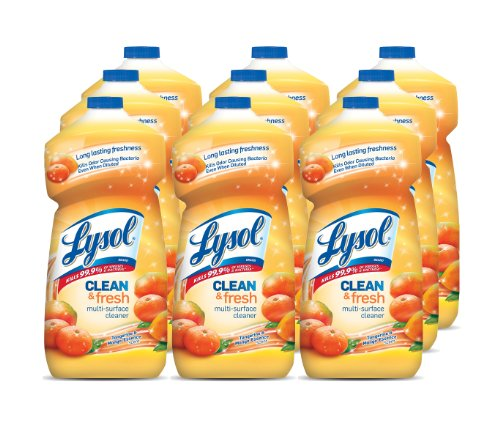 lysol-clean-fresh-multi-surface-cleaner-tangerine-mango-essence-40-oz-case-of-9